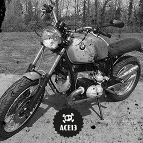 ACE #61 (R90S Tribute, duoseat)